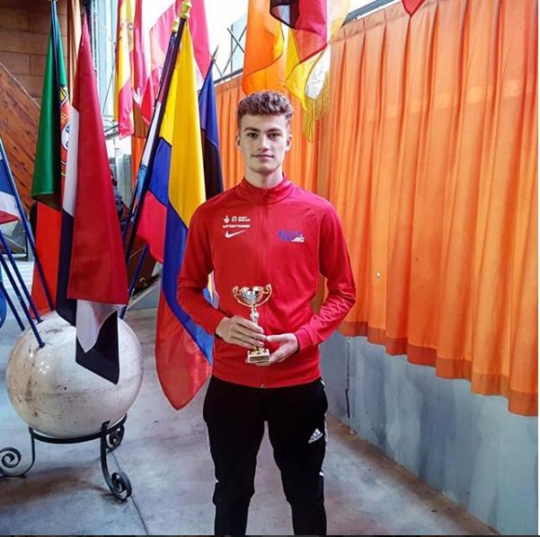 Jacob Foulsham - Fencer