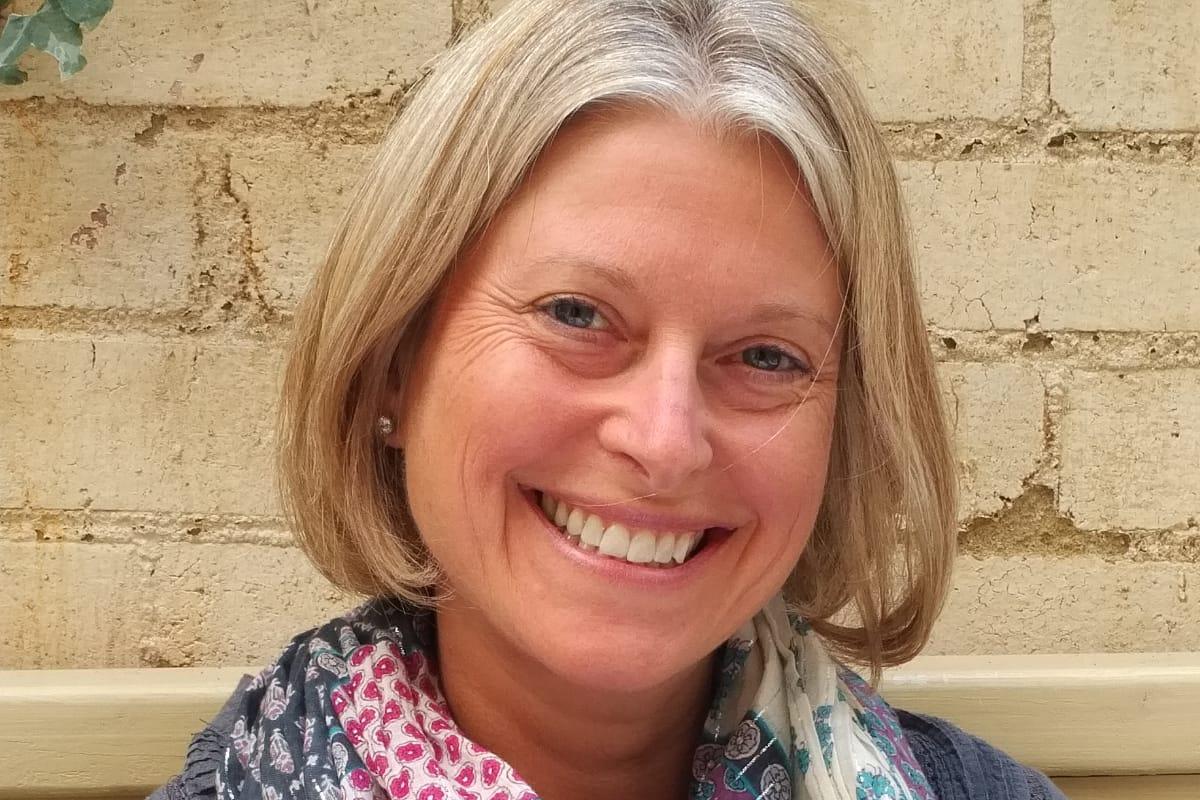 Clare Van der Spuy